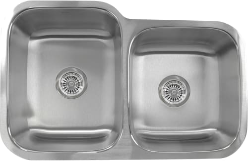 Nantucket Sinks Sconset Collection NS604018 - Top View