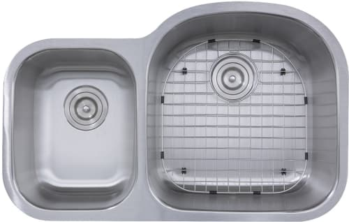 Nantucket Sinks Quidnet Collection NS7030R16 - Top View