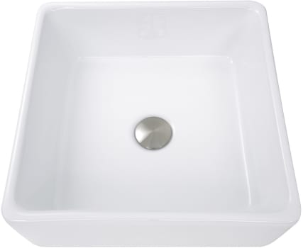 Nantucket Sinks Brant Point Collection NSV107A - Top View