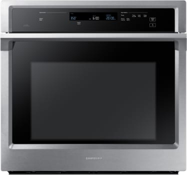 Samsung NV51K6650SS - Electric Wall Oven from Samsung in Stainless Steel