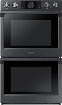 Samsung NV51K7770DG - 28 Inch Double Wall Oven from Samsung