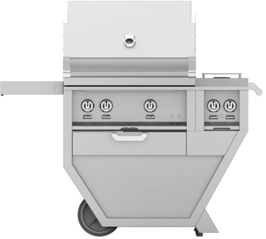 Hestan GMBR30NG - Front View