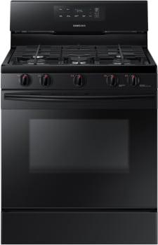 Samsung NX58K3310SB - 5.8 cu. ft. Freestanding Gas Range in Black