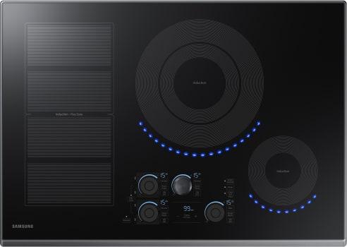 Samsung NZ30K7880U - 30 Inch Induction Cooktop with Stainless Steel Trim