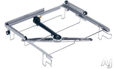 Miele O885 - Upper basket carrier with integrated spray arm and rear docking