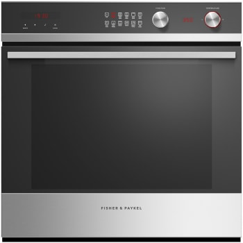 Fisher Paykel Ob24scdepx1 24 Inch Built In Electric Oven With Aero