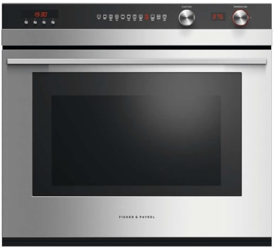 Fisher & Paykel OB30STEPX3N - Front View