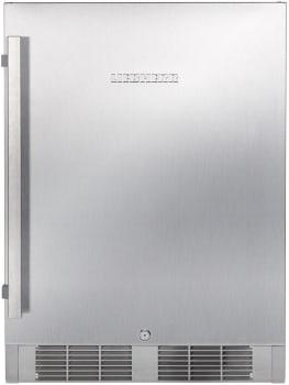 Liebherr RO510 - 3.7 cu. ft. Compact Refrigerator, 2 Glass Shelves, 2 Door Bins, Internal Digital Temperature Display