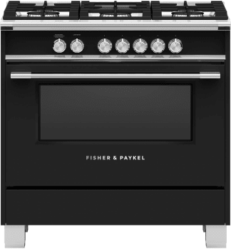 Fisher & Paykel Classic Series OR36SCG4B1 - Front View