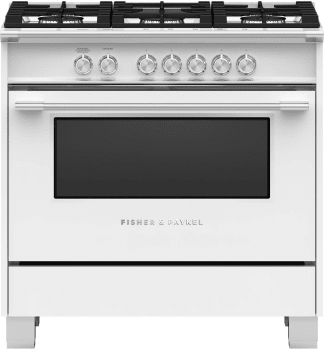 Fisher & Paykel Classic Series OR36SCG6W1 - Front View