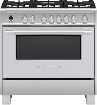 Fisher & Paykel OR36SCG6X1 - Front View