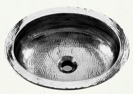 Nantucket Sinks Brightwork Home Collection OVNOF - Undermount Bathroom Sink from Nantucket