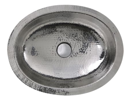 Nantucket Sinks Brightwork Home Collection OVSOF - Top View