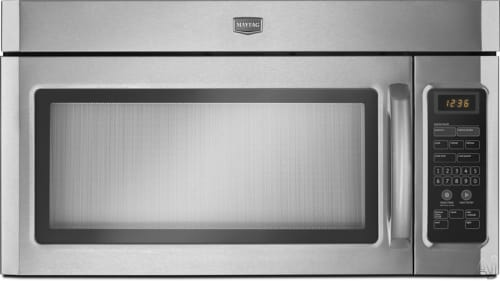 Maytag MMV1164W - Stainless Steel