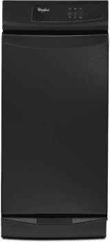 Whirlpool GC900QPPB - Black Front View