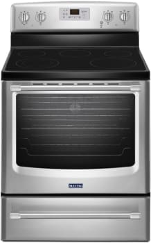 Maytag MER8700DS - Stainless Steel Front