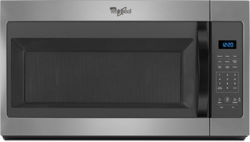 Whirlpool WMH31017FD - Universal Silver