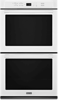 Maytag MEW9627FW - White Front View