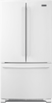 Maytag MFF2558FEW - White Front View