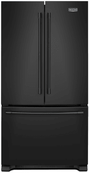 Maytag MFF2558FEB - Black Front View