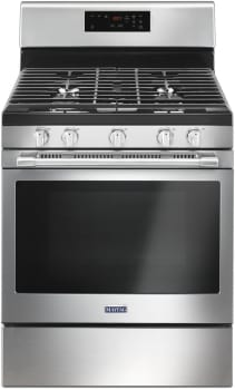 Maytag MGR6600FZ - Stainless Steel Front View