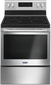 Maytag MER6600FZ - Stainless Steel Front View