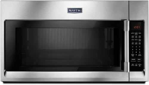 Maytag MMV5220FZ - Stainless Steel Front View