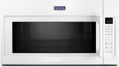 Maytag MMV5220FW - White Front View