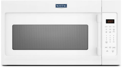 Maytag MMV1174FW - White Front View