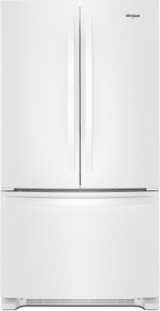 Whirlpool WRF535SWHW - 36 Inch French Door Refrigerator from Whirlpool