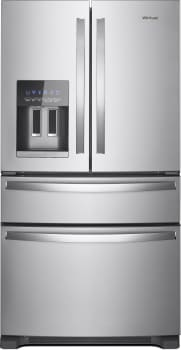 Whirlpool WRX735SDHZ - 36 Inch French Door Refrigerator from Whirlpool