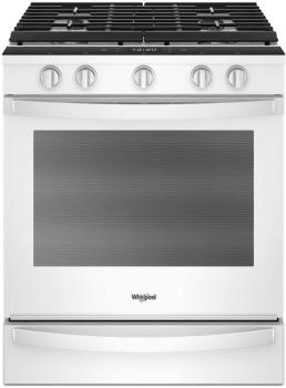 Whirlpool WEG750H0HW - White Front View
