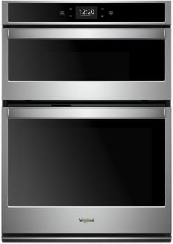 Whirlpool Woc97ec0hz 30 Inch Microwave Combination Wall Oven