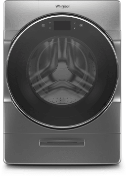 Whirlpool WFC9820HC - Chrome Shadow Front