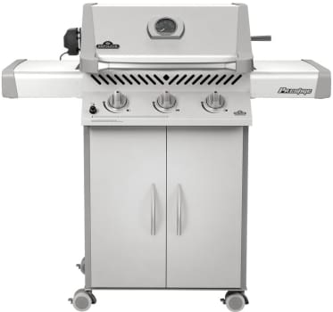 "Napoleon Prestige II Series P308RBPSS7 - 56"" Freestanding Gas Grill"
