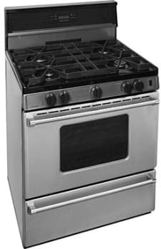 "Premier Pro Series P30S3402PS - 30"" Gas Range with 4 Sealed Burners"
