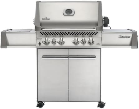 "Napoleon Prestige I RB Series P500RSIBNSS - 67"" Freestanding Gas Grill"