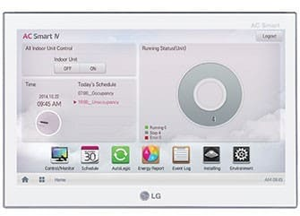 LG PACS4B000 - Front View