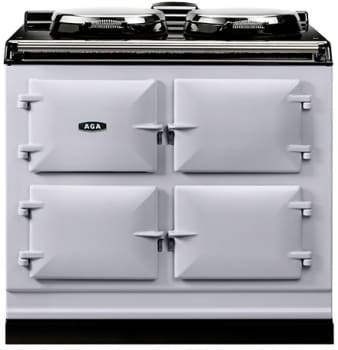 AGA ADC3EPAS - AGA Electric Cooker - Pearl Ashes