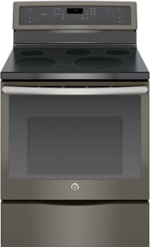 "GE Profile PB911EJES - GE Profile Series 30"" Electric Convection Range"