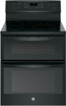 "GE Profile PB960DJBB - GE Profile Series 30"" Electric Double Convection Oven (Black)"