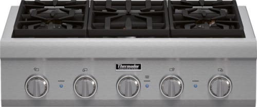 "Thermador Professional Series PCG305P - 30"" Professional Series Rangetop"