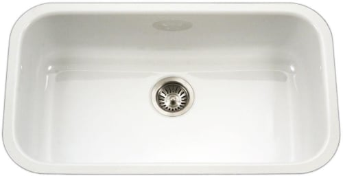 Houzer PCG3600WH - White Top View