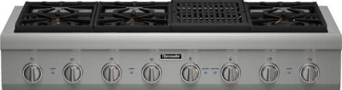 Thermador Professional Series PCG486X - Featured View with Grill