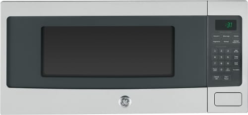 GE Profile PEM31SFSS - 1.1 cu. ft. Countertop Microwave Oven with 800 Watts