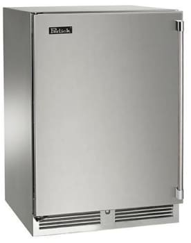 Perlick Signature Series HP24CS31L - Front View (Stainless Steel Pictured)