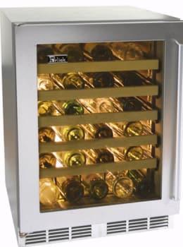 Perlick Signature Series HP24WO - Stainless Steel Glass Door