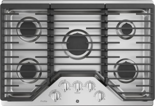 ge profile pgp7036slss stainless steel front view