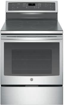 "GE Profile PHB920SJSS - 30"" GE Profile Freestanding Convection Range with Induction Cooktop"