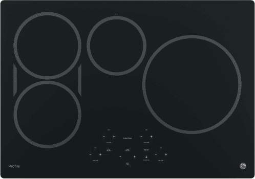 "GE Profile PHP9030DJBB - GE Profile 30"" Built-In Touch Control Induction Cooktop"